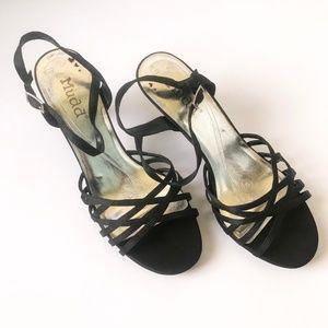 2f0314c70545b Women s Mudd Strappy Heels on Poshmark